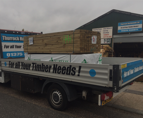 Timber Merchants Essex